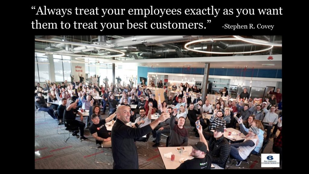 Treat employees