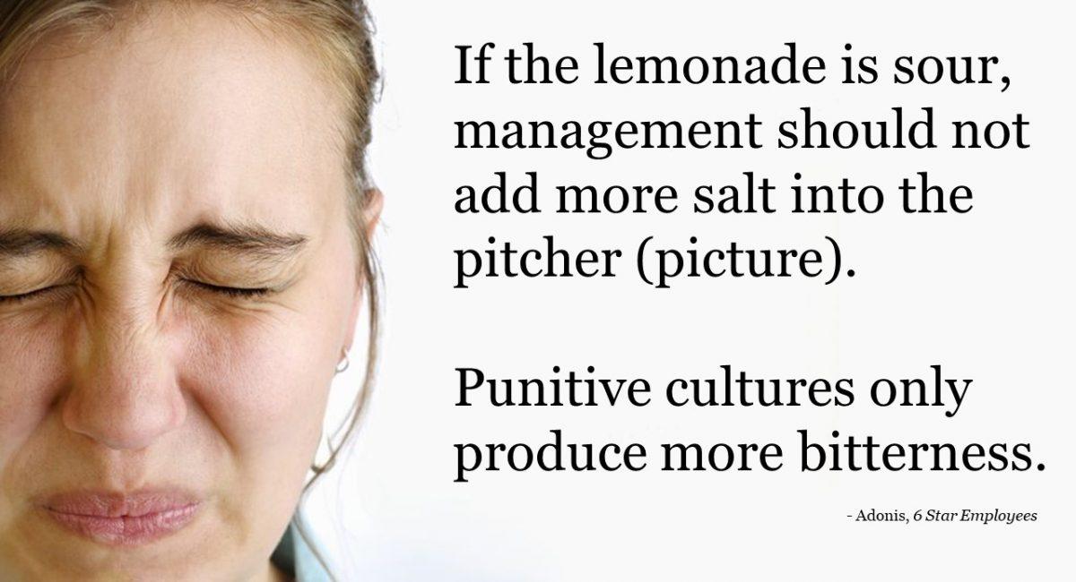 Punitive cultures